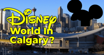 disney world in calgary