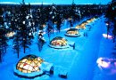 Alberta Could Be Getting A Glass Igloo Northern Lights Resort