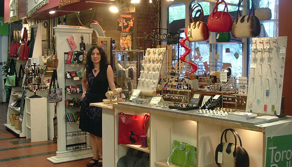 Anything Goes Accessories - Artisan Goods - St Lawrence Market