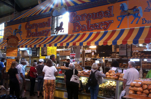 Carousel Bakery - Bakery - St Lawrence Market