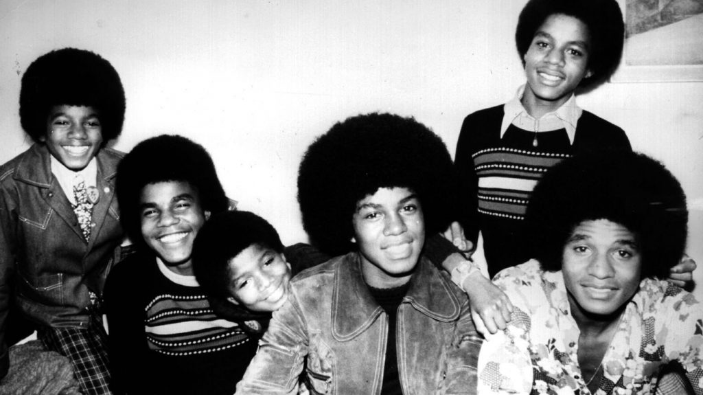 Jackson 5 in the early days