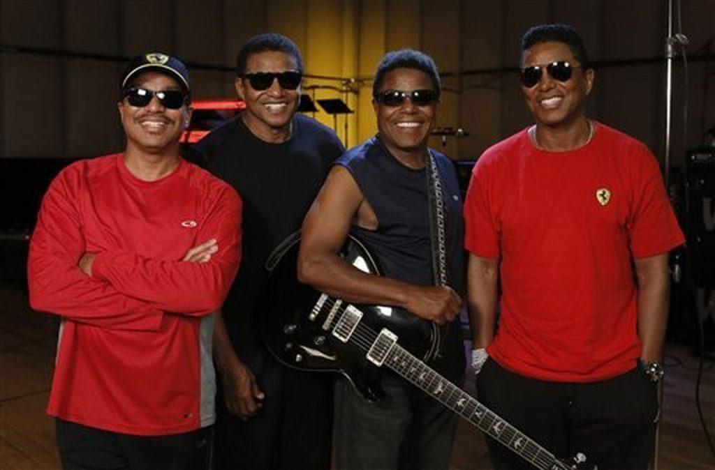 Jackson Five on their reunion tour
