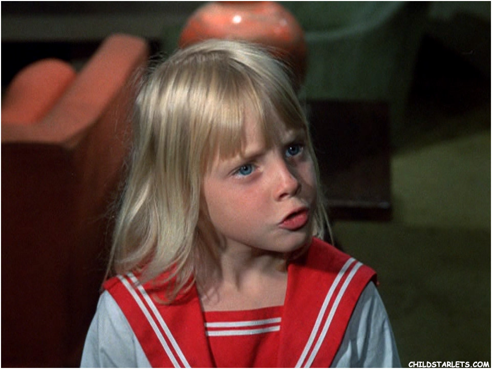 Jodie Foster young - 70's child star