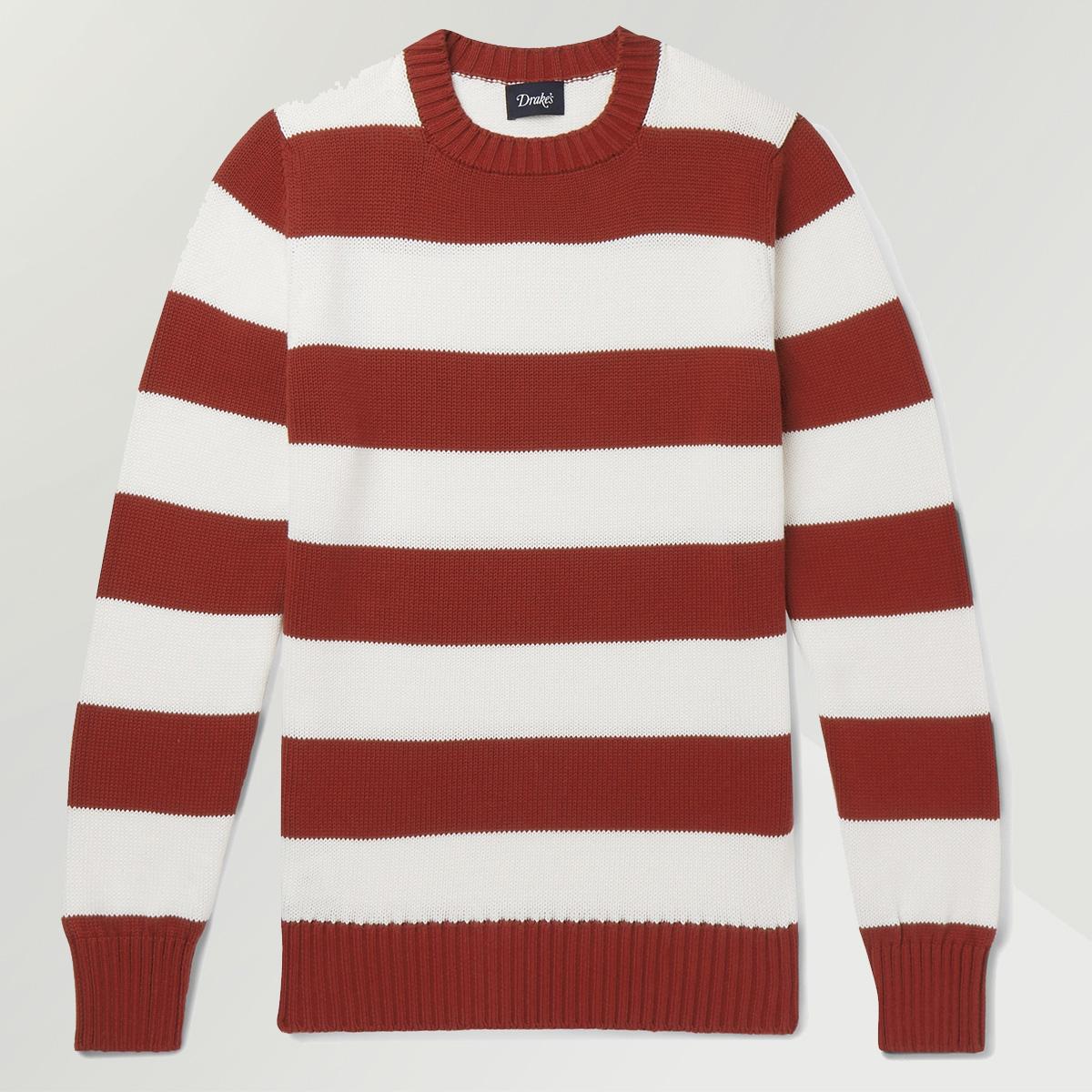 Drake's Valentine's jumper